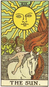 Tarot 19 - The Sun