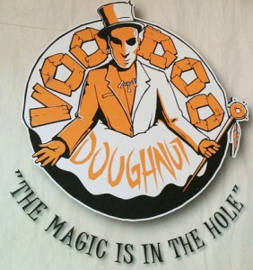 Voodoo Doughnut : The magic is in the hole.