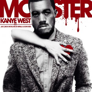 Kanye West - Monster
