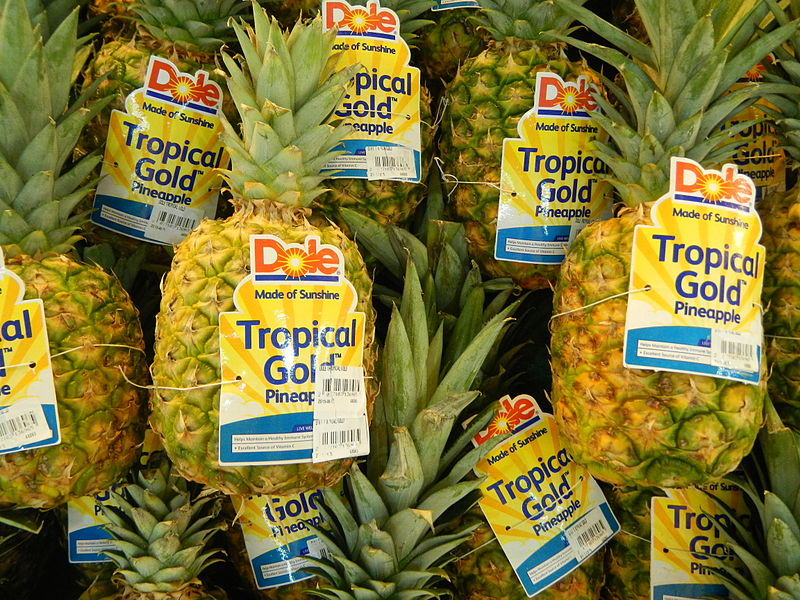 photo of Dole Tropical Gold Pineapples